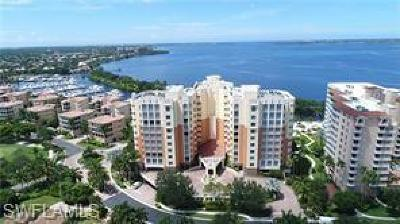 Fort Myers Condo/Townhouse For Sale: 14270 Royal Harbour Ct #919
