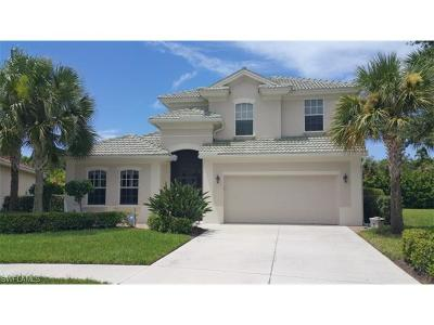 Naples Single Family Home For Sale: 8252 Quaker Pl