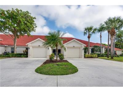 Fort Myers Condo/Townhouse For Sale: 15203 Harbour Isle Dr