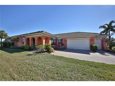 Fort Myers Single Family Home For Sale: 10859 Tiberio Dr