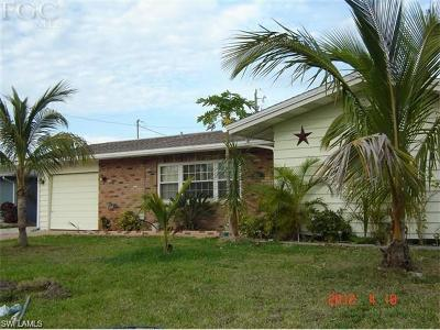 Cape Coral Single Family Home For Sale: 4519 SE 9th Ave
