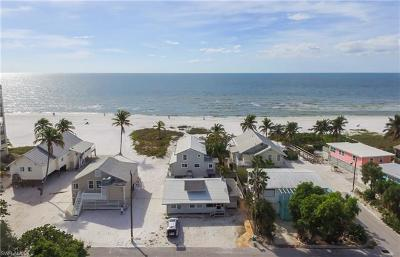 Fort Myers Beach Single Family Home For Sale: 2520-2522 Cottage Ave