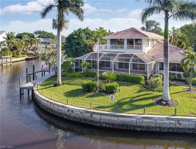 Sanibel FL Single Family Home For Sale: $1,995,000