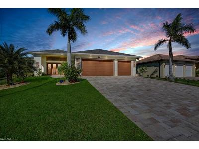 Cape Coral Single Family Home For Sale: 2613 SW 25th Ter