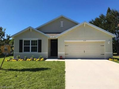 Cape Coral Single Family Home For Sale: 5014 SW 15th Pl
