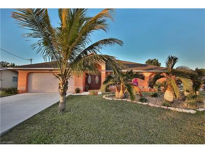 Cape Coral FL Single Family Home For Sale: $359,000