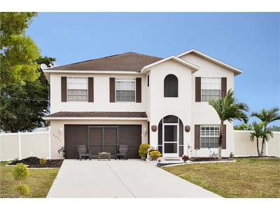 Cape Coral FL Single Family Home For Sale: $349,900
