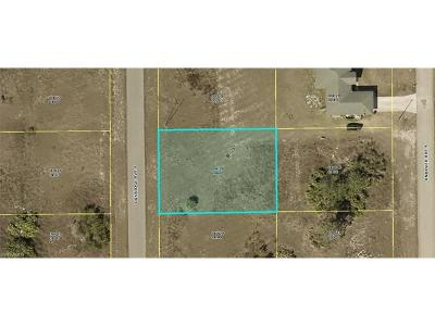 Lehigh Acres FL Residential Lots & Land For Sale: $8,500