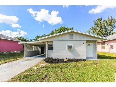 Fort Myers Single Family Home For Sale: 15300 Johnson St