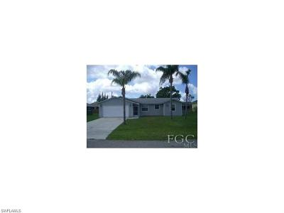 Cape Coral Single Family Home For Sale: 1314 SW 9th Ter
