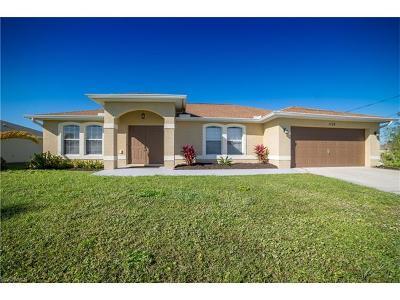 Cape Coral Single Family Home For Sale: 1134 NE 4th Pl