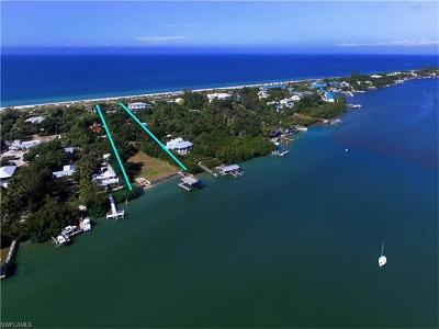 Captiva FL Single Family Home For Sale: $7,900,000