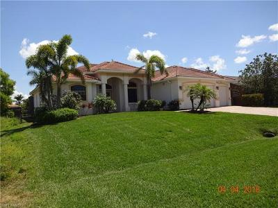 Cape Coral Single Family Home For Sale: 2623 SW 29th Ave