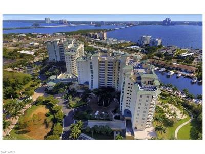 North Star Yacht Club Condo/Townhouse For Sale: 3426 Hancock Bridge Pky #508W