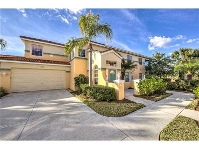 Estero Condo/Townhouse For Sale: 10881 Crooked River Rd #203