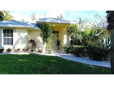 Cape Coral, Matlacha, North Fort Myers Single Family Home For Sale: 4119 SW 17th Pl