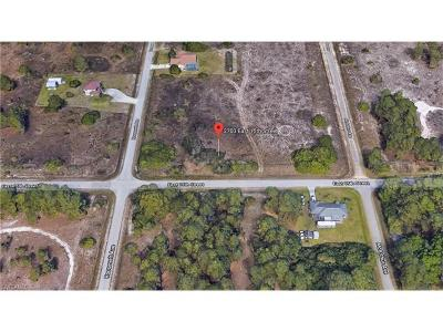 Lee County Residential Lots & Land For Sale: 2703 E 15th St