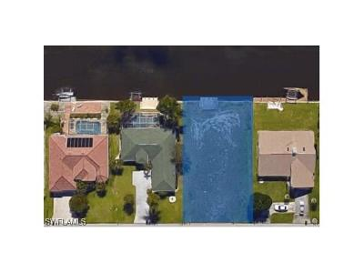 Lee County Residential Lots & Land For Sale: 1318 SE 13th Ter