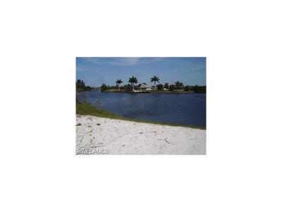 Lee County Residential Lots & Land For Sale: 2013 NW 36th Pl