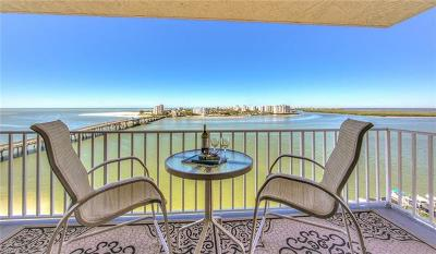 Fort Myers Beach Condo/Townhouse For Sale: 8701 Estero Blvd #1003