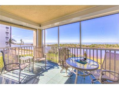 Condo/Townhouse For Sale: 6900 Estero Blvd #306