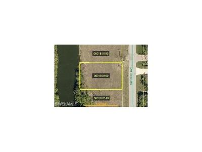 Lee County Residential Lots & Land For Sale: 1416 SW 20th Ave