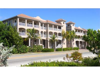 Fort Myers Condo/Townhouse For Sale: 4631 Estero Blvd #201