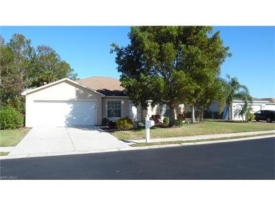 Fort Myers Single Family Home For Sale: 15031 Hawks Shadow Dr
