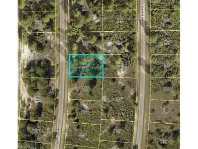 Lehigh Acres FL Residential Lots & Land For Sale: $7,900