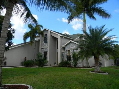 Cape Coral, Matlacha, North Fort Myers Single Family Home For Sale: 2724 NW 46th Ave