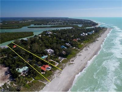 Captiva, Sanibel Single Family Home For Sale: 16814 Captiva Dr