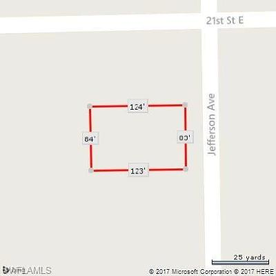 Residential Lots & Land For Sale: 2023 Jefferson Ave
