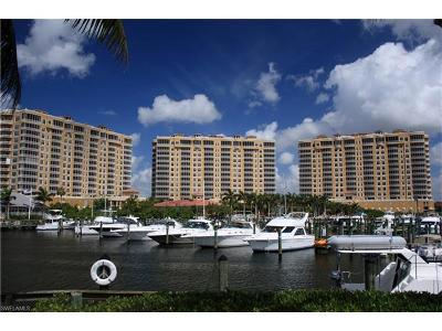 Cape Coral Condo/Townhouse For Sale: 6081 Silver King Blvd #604