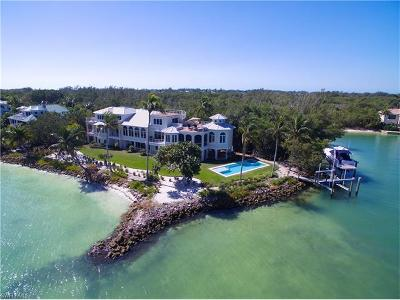 Captiva, Sanibel Single Family Home For Sale: 1191 Bird Ln