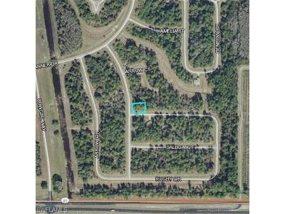 Glades County Residential Lots & Land For Sale: Rugby Cir