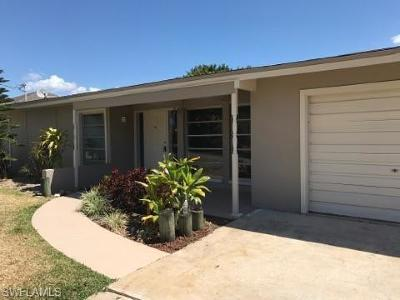 Cape Coral, Matlacha, North Fort Myers Single Family Home For Sale: 3105 SE 17th Pl