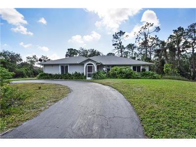 Naples Single Family Home For Sale: 6046 Green Blvd
