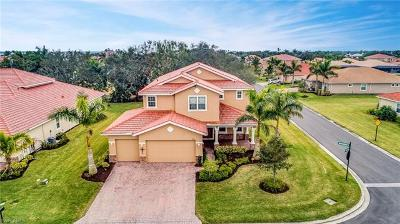 North Fort Myers Single Family Home For Sale: 3150 Banyon Hollow Loop