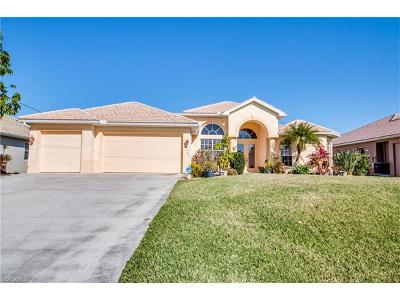 Cape Coral Single Family Home For Sale: 2547 SW 35th Ln
