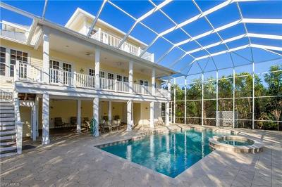 Captiva, Sanibel Single Family Home For Sale: 1124 Longifolia Ct