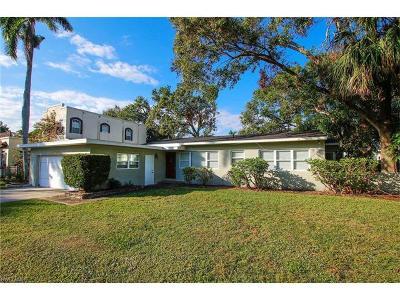 Single Family Home For Sale: 1349 Alcazar Ave