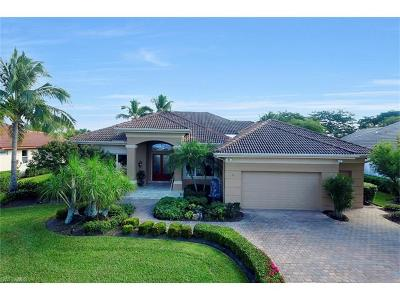 Fort Myers Single Family Home For Sale: 11291 Compass Point Dr