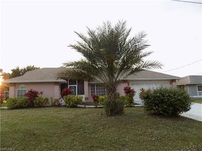 North Port Single Family Home For Sale: 5587 Barlow Ter