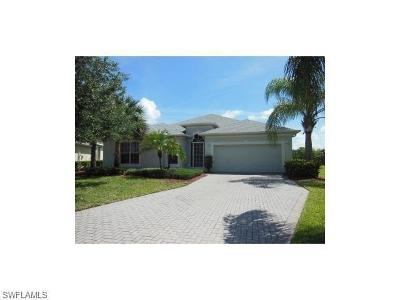 North Fort Myers Single Family Home For Sale: 9282 Palm Island Cir