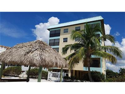 Fort Myers Beach Condo/Townhouse For Sale