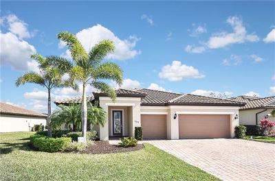 Estero Single Family Home For Sale: 20423 Black Tree Ln