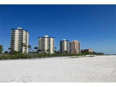 Fort Myers Beach Condo/Townhouse For Sale: 7300 Estero Blvd #408
