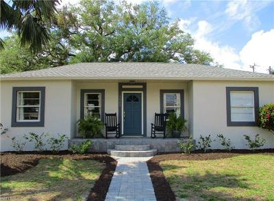 Edison Park, Seminole Park Single Family Home For Sale: 1665 Marlyn Rd
