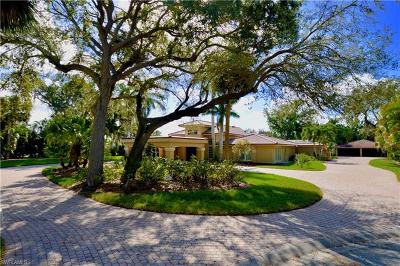 North Fort Myers Single Family Home For Sale: 4134 Erindale Dr