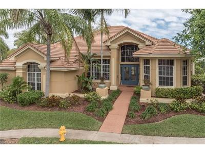 Fort Myers Single Family Home For Sale: 15801 White Orchid Ln